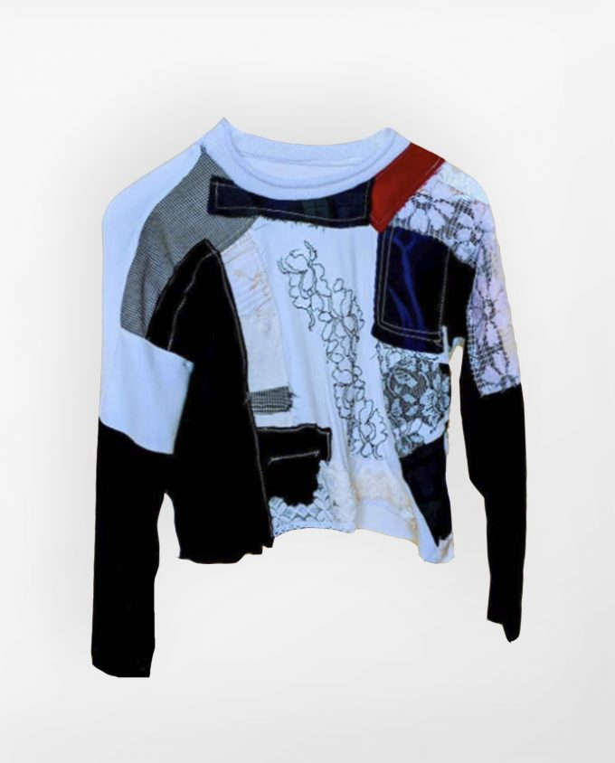 Upcycled Top 1 Elin Manon