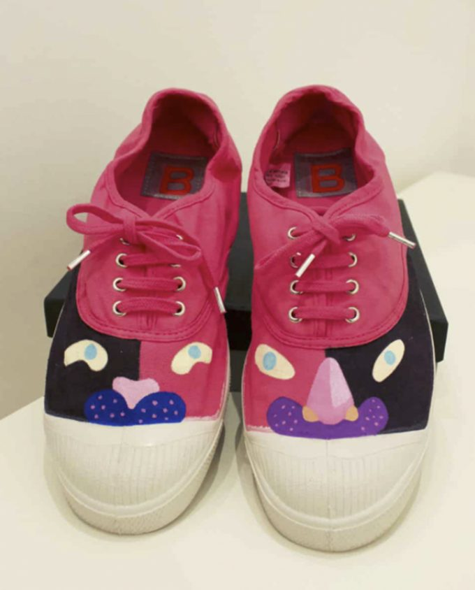 Pink Cat Bensimon Juliette Rechatin