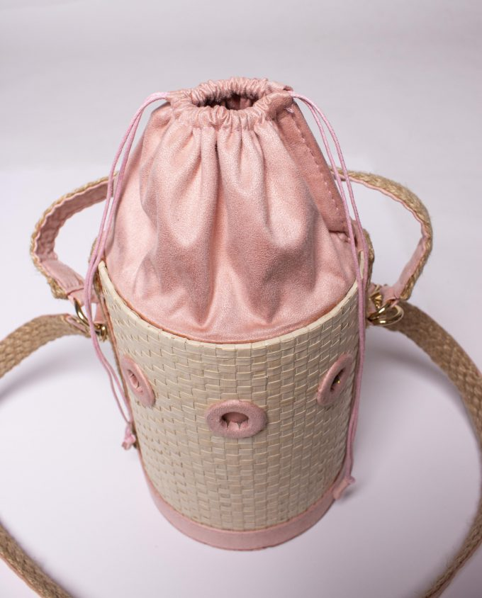 Pink Conching Bag La Filippine