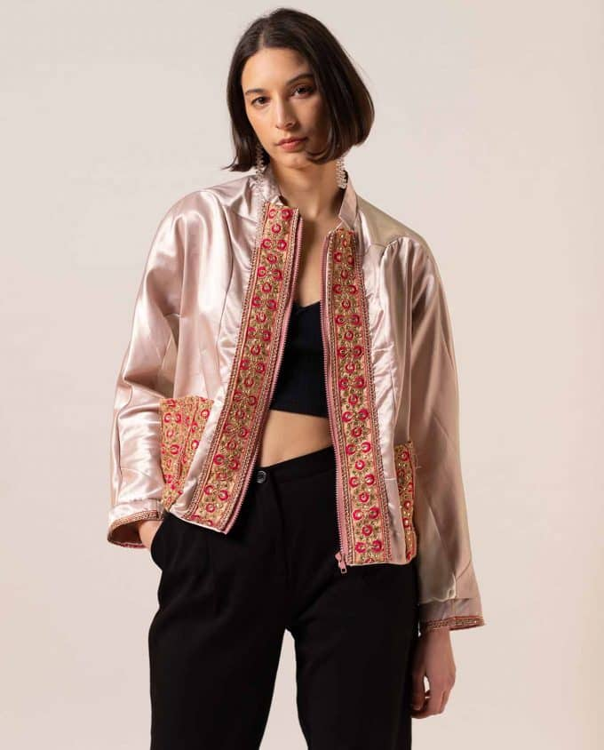 The Bell Bomber Jacket Trashion Factory