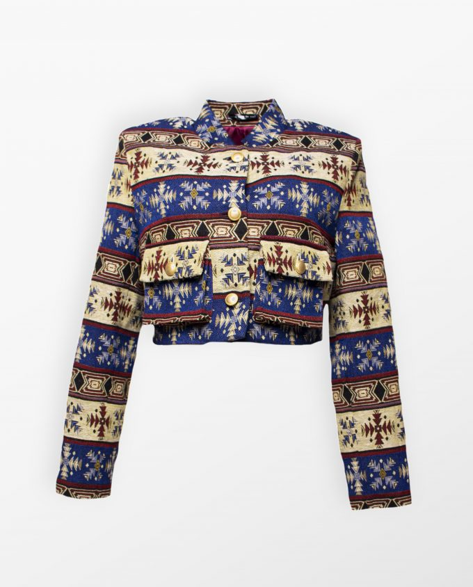 Ethnic Jacket Relax Baby Be Cool