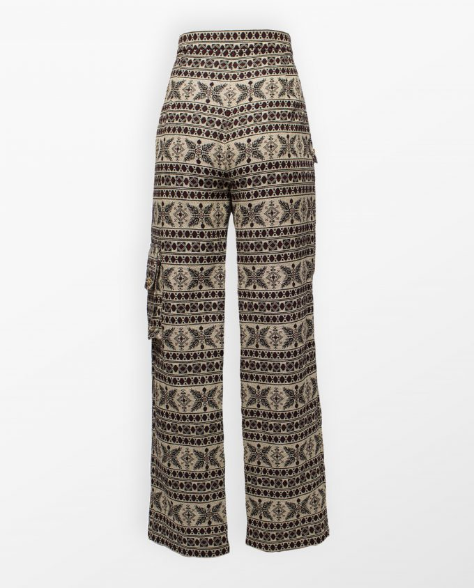 Multi Pockets Trousers Relax Baby Be Cool