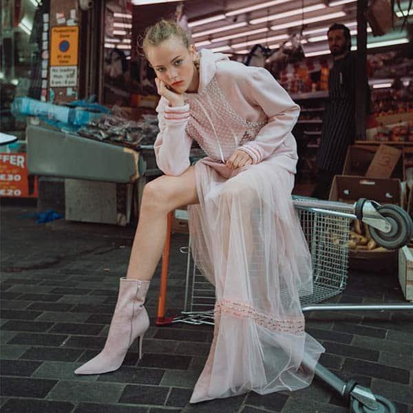 Vogue Italia Fashion Editorial Styling