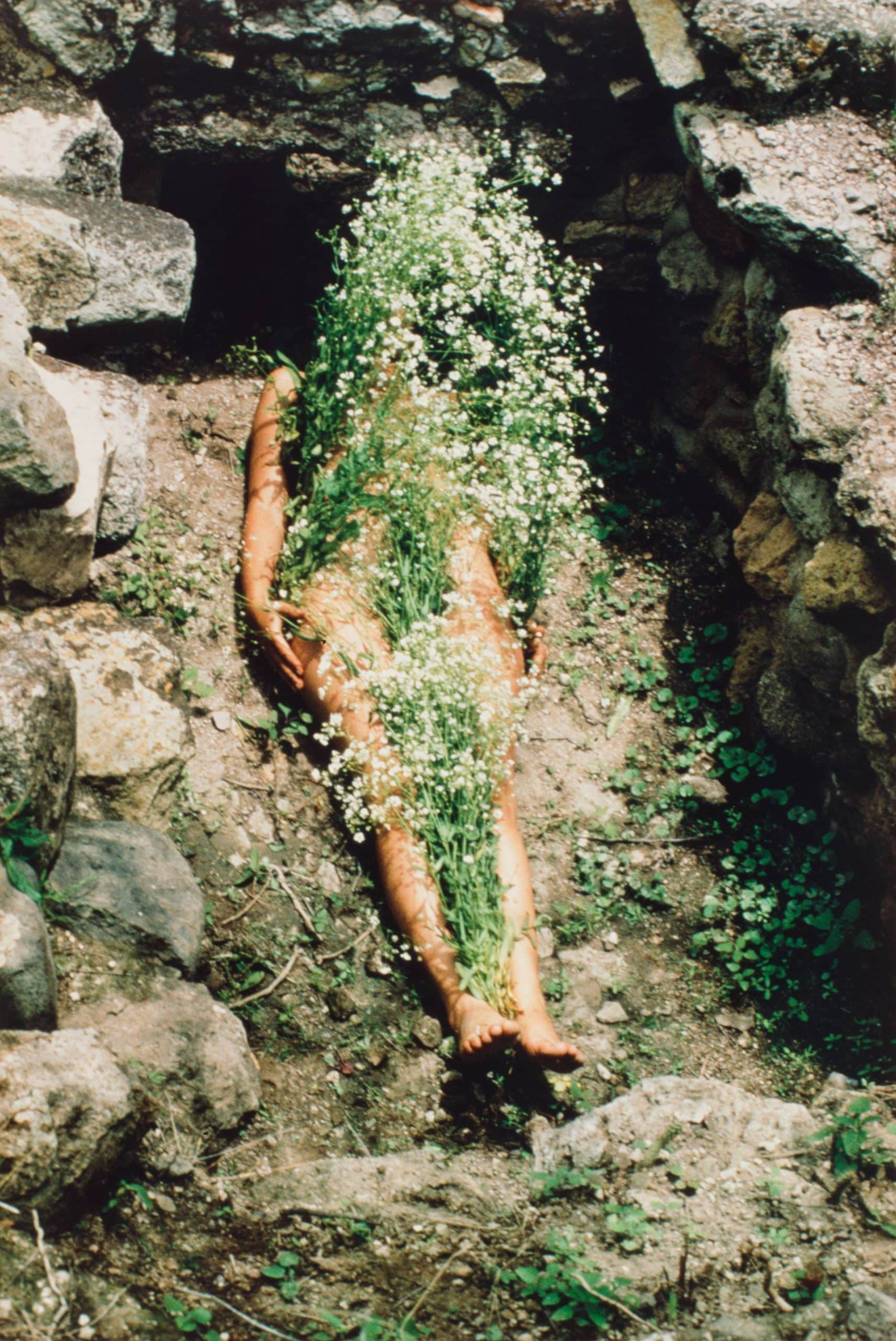 Eco Grief Ana Mendieta