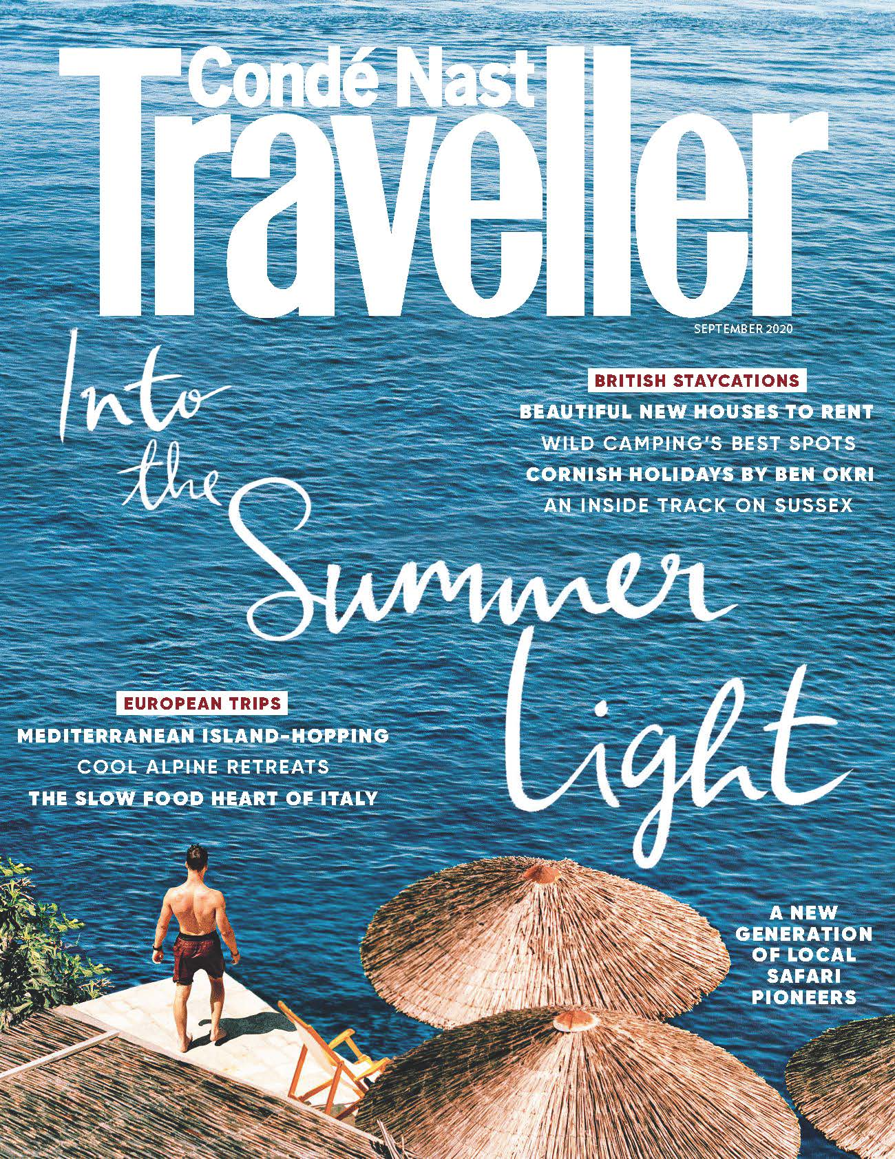 Condé Nast Traveller Cover